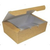 Упаковка для куриных крыльев и наггетсов с печатью « Enjoy»