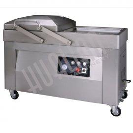 Вакуумный упаковщик HVC-510S/2A-G (DZQ-510/2SA) (нерж., газ)