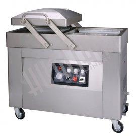Вакуумный упаковщик HVC-410S/2A-G (DZQ-410/2SA) (нерж., газ)