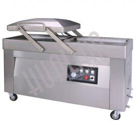 Вакуумный упаковщик HVC-610S/2A-G (DZQ-610/2SA)  (нерж., газ)