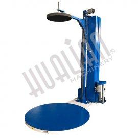 HL-1650ЕP паллетоупаковщик с механическим натяжением (с прижимом)