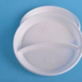 Тарелка 2-х секцД205мм