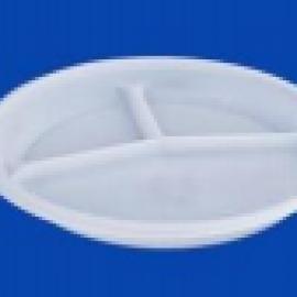 Тарелка 3-х секцД205мм
