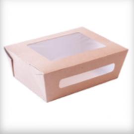 Упаковка бумажная Салатник 600