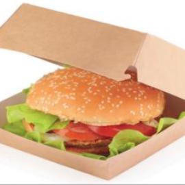 Упаковка для бургеров L